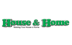 Tagtron Solutions: house-and-home logo