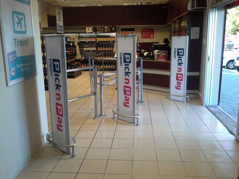 Tagtron Solutions: pick-n-pay-liquors-linton-grange