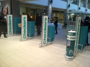 Tagtron Solutions: Checkers Bryanston
