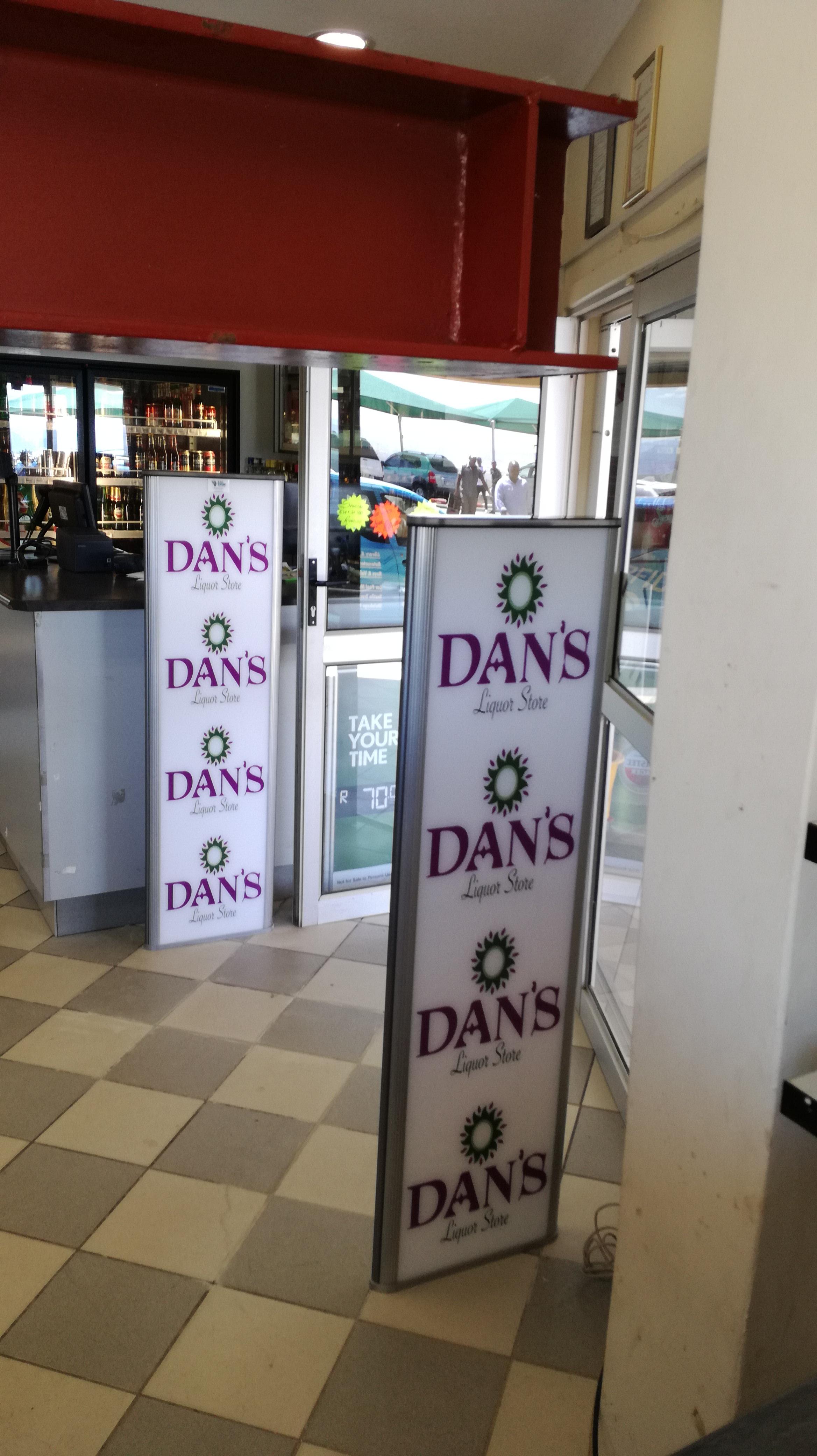 Tagtron - Dans Liquor Store