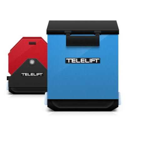 Tagtron Solutions: tagtron-telelift-unicar