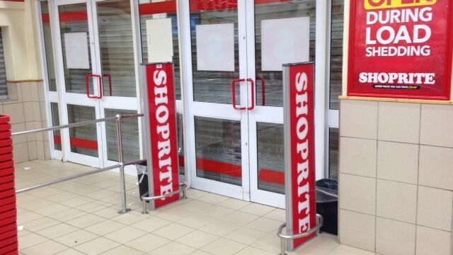 Tagtron Solutions: Shoprite